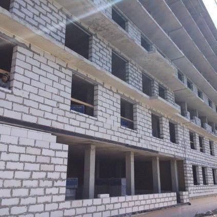 ЖК Оранж фото с хода строительства