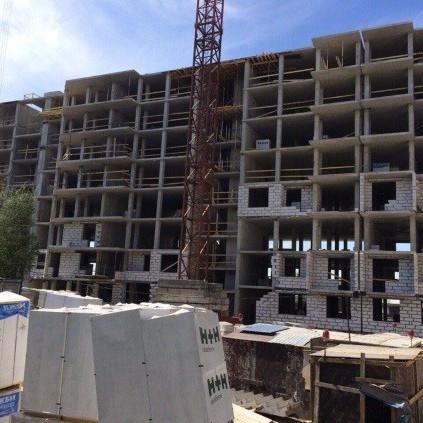 Ход строительства в ЖК ЖК O'Range, ход строительства, этапы работ